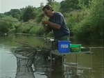Dave Harrell Fishes for Barbel on the River Severn